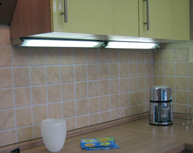 LED Eco Schwenkleuchte 3,5 Watt Unterschrank-Leuchte 35 cm