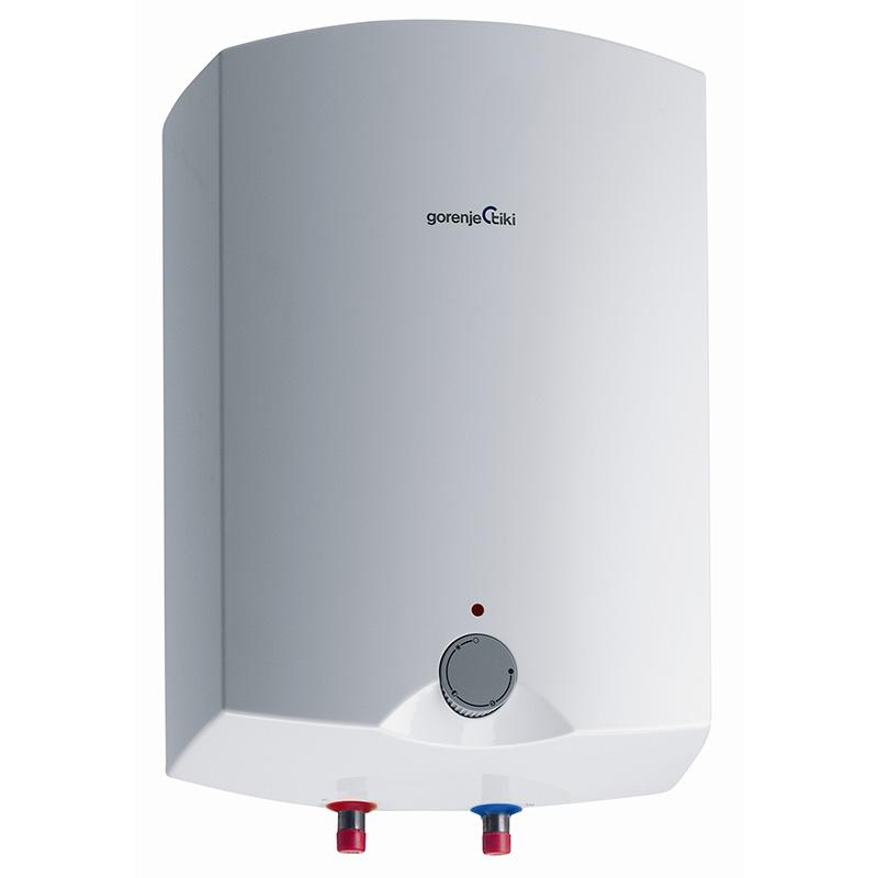 Gorenje Übertischgerät Obertisch Boiler Wandspeicher Warmwasserspeicher 15 Liter
