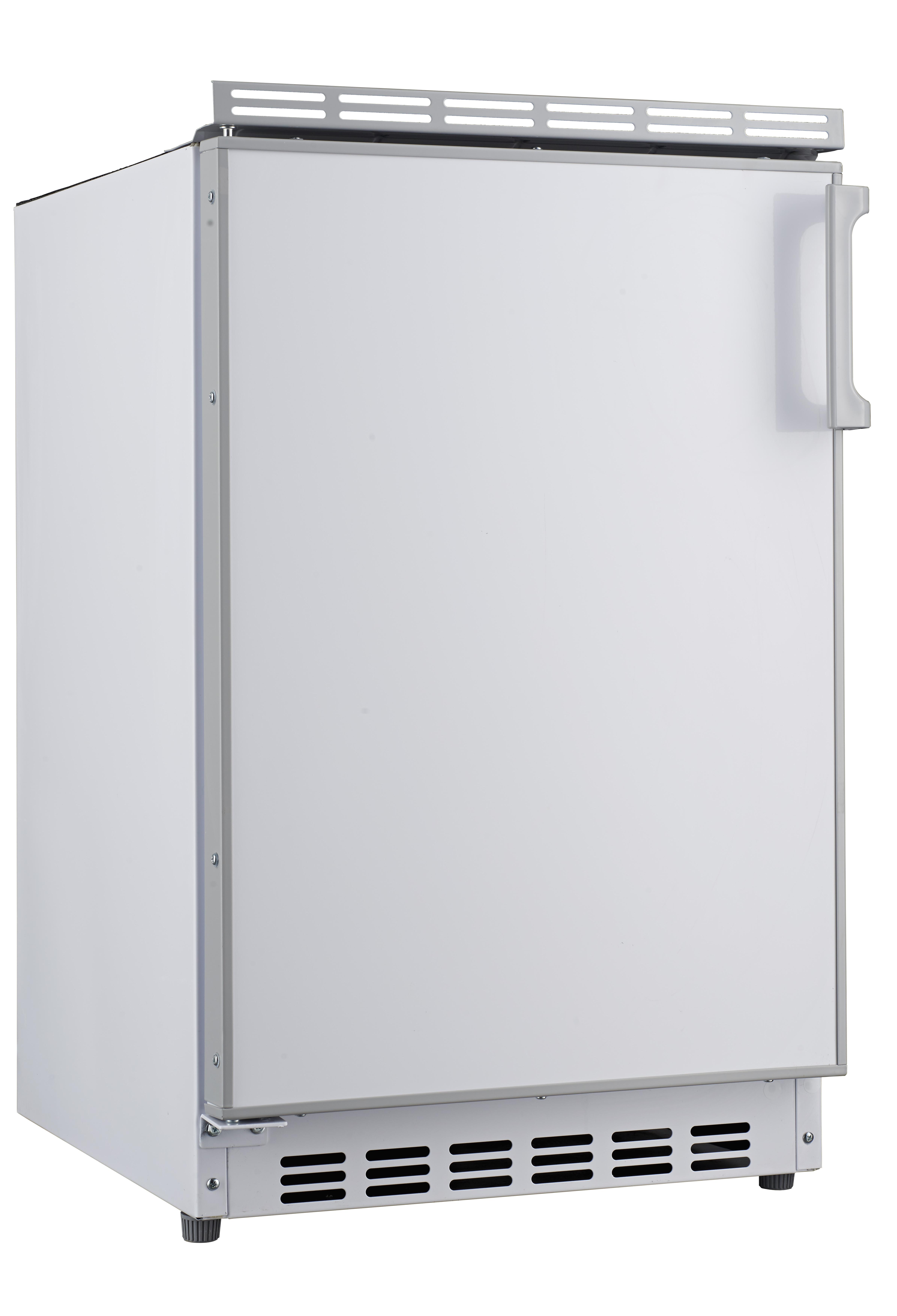 respekta Kühlschrank Unterbaukühlschrank Gefrierfach dekorfähig 50 cm UKS 110