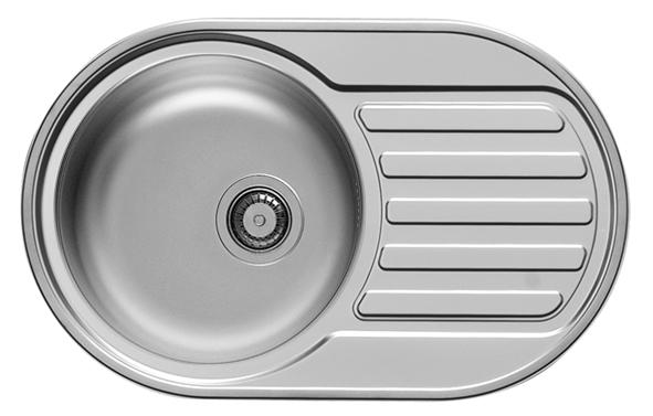 Küchenspüle Spüle Einbauspüle Edelstahlspüle Spülbecken Edelstahl Pyramis