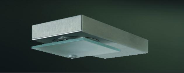 ScreenBox LED Unterschrank-Leuchte mit zusätzlichem Designglas 3er Set